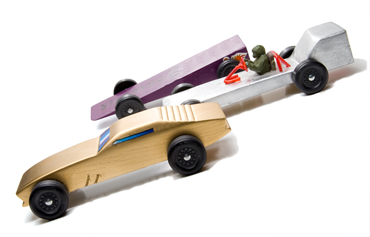 scouting pine wood derby