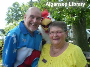 Family Library Show at Algansee Library
